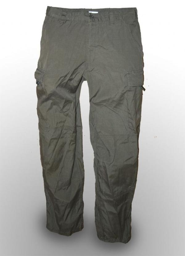 Austrian Military Lightweight Olive  Rip Stop Trousers