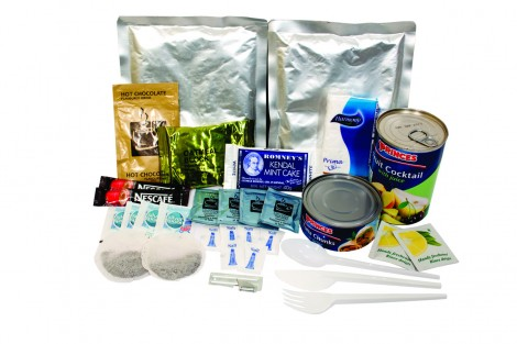 BCB 24hr Wet Ration Pack