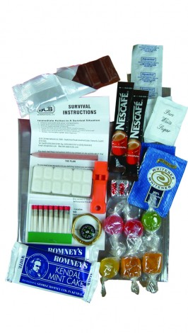 BCB Emergency Ration Pack