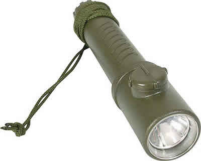 British Army Personal Combat Torch
