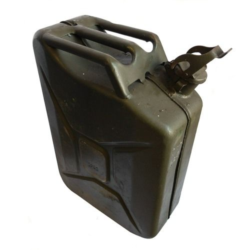 British Military 20L Metal Jerry Can