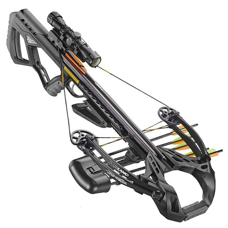 EK Archery Guillotine X+ 185lb Compound Crossbow - Black
