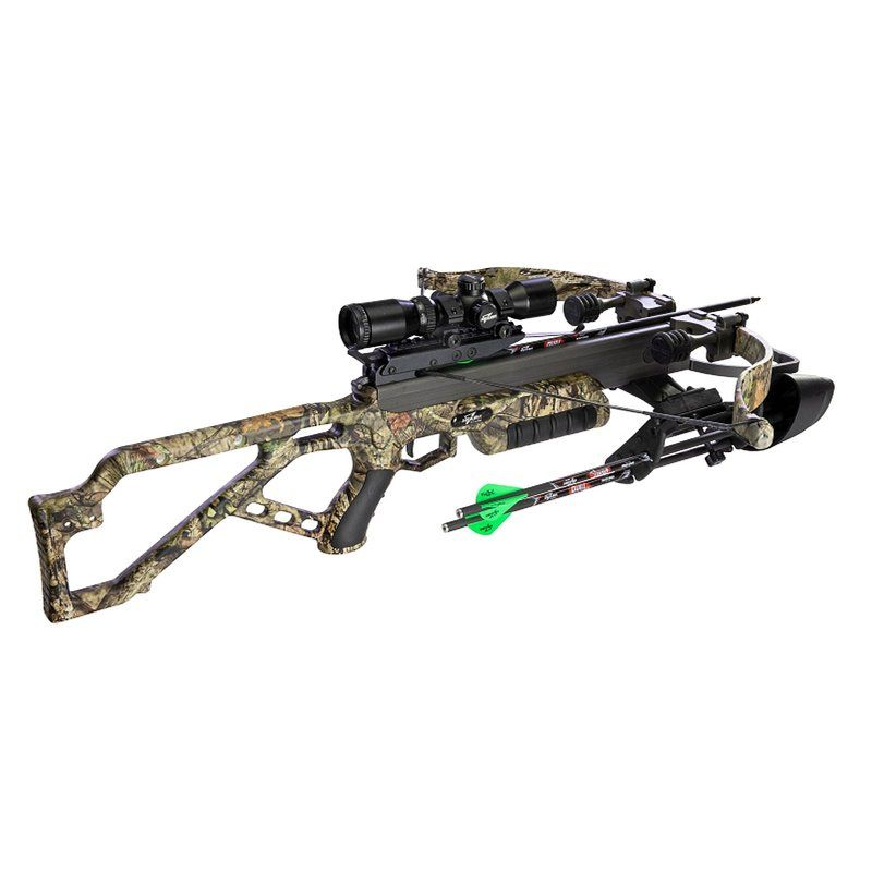 Excalibur Micro Axe 340 270lb Crossbow Package