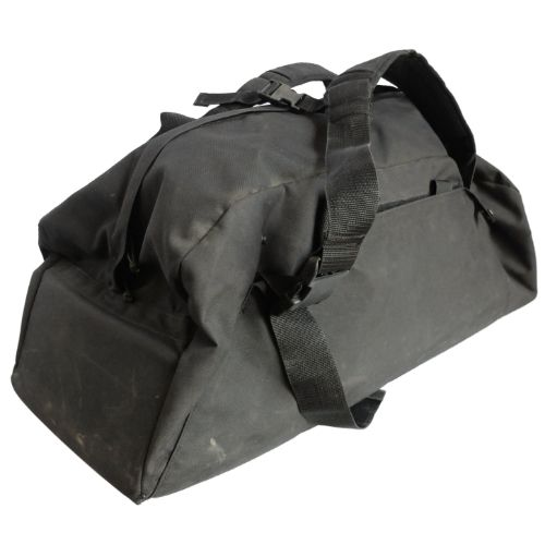 Genuine Ex Dutch Military Holdall 100 Litre - Black
