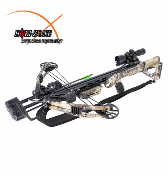 Hori-Zone Kornet RTX-410 185lb Deluxe Compound Crossbow Kit