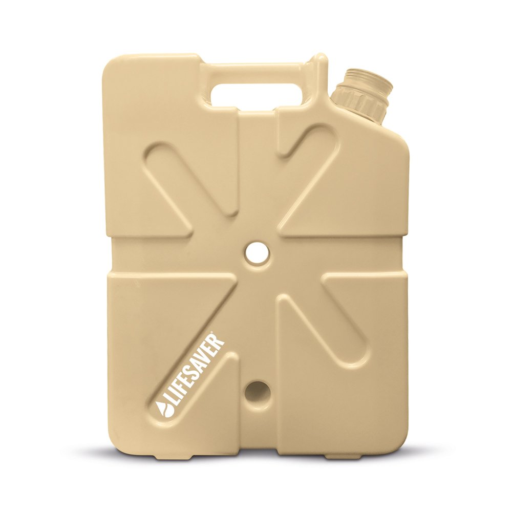 Icon Lifesaver 20000UF Water Purification Jerry Can - Tan
