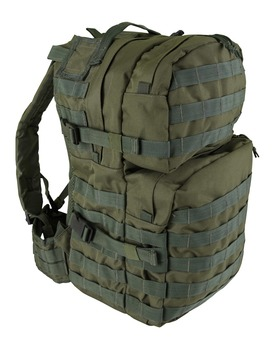 Kombat UK Assault 40 Litre Molle Bag - Olive
