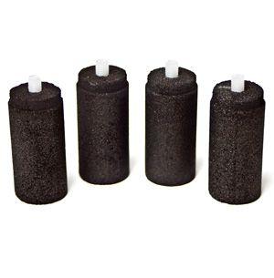 Lifesaver bottle activated carbon filters x 4