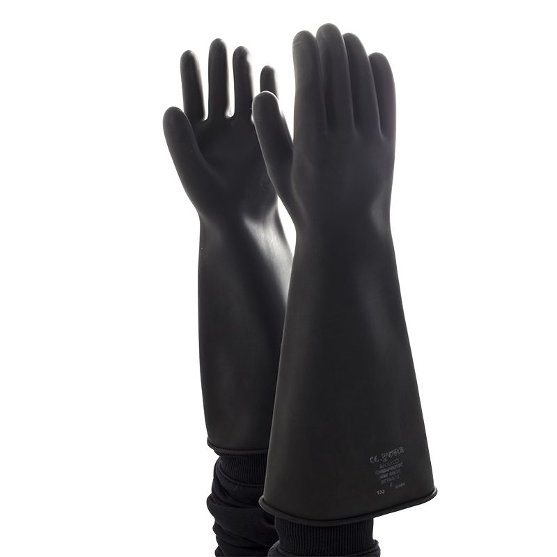 Polyco Chemprotec Middleweight Chemical Gloves