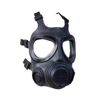 Swedish Civil Defence Forsheda NBC F2 A4 Gas Mask Respirator