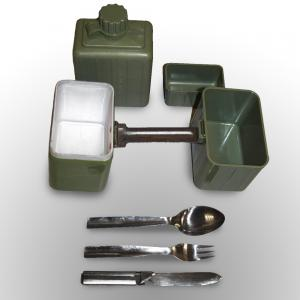 Yugoslavian Military Mess Tin Set